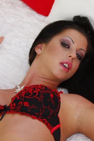 Erotikbild nr. 3 mit Domenique